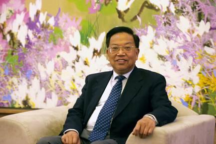 中国政协网上大拜年