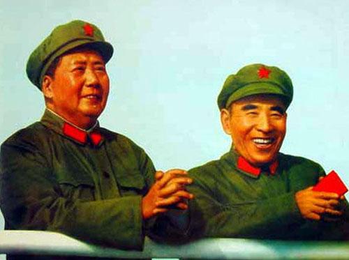历史揭秘:看毛泽东与林彪的九次分歧和争论 (2